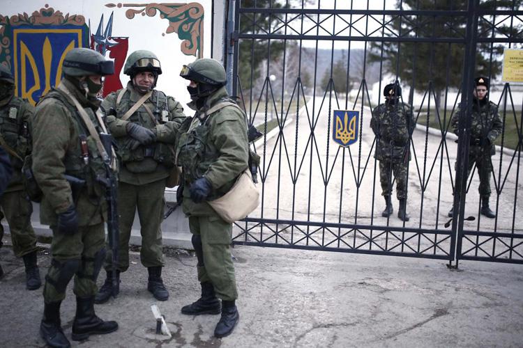 Permanent Link to Rusya'nın Kırım İşgali Konusunda Durum Raporu